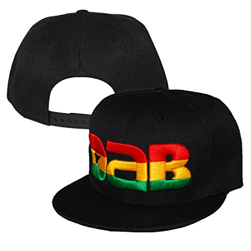 DAB-Logo-Cap-Snapback-Hat-Design-Multiple-Colors