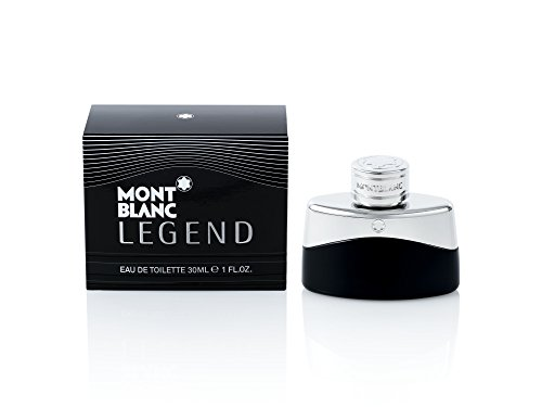 Mont Blanc Legend, Eau de Toilette spray da uomo, 30 ml