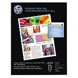 New-HP Q6611A - Color Laser Brochure Paper, 97 Brightness, 44lb, 8-1/2 x 11 ....
