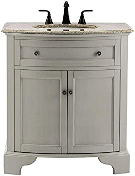 Home Decorators Collection Hamilton 31 in. Vanity