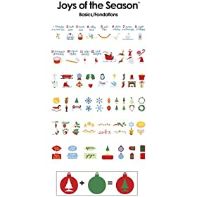 Cricut Joys Of Season Cartridge