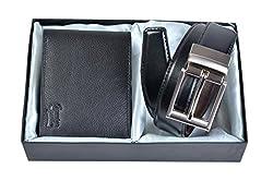 SCHARF Belt Wallet Combo Set CBW03A
