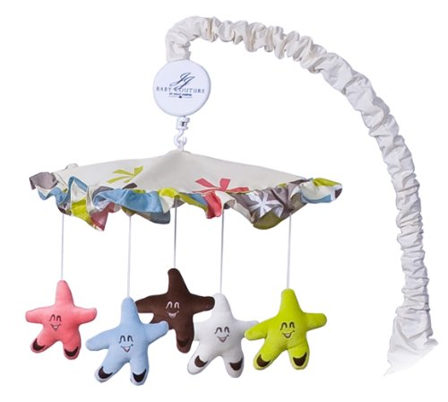 Jolly Jumper Starburst Musical Mobile