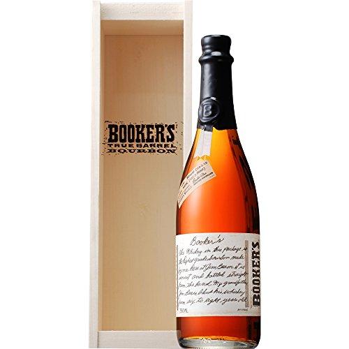バーボン ウイスキー ブッカーズ 750ml