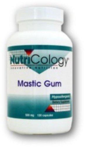 Mastica (Chios Gum Mastic) 500Mg 120C
