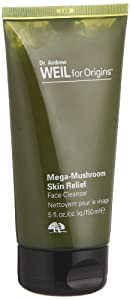 Origins Mega-Mushroom Skin Relief Face Cleanser 5 oz by Skincare
