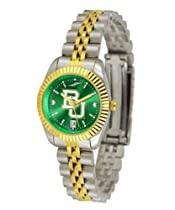 Baylor University Bears Ladies Gold Dress Watch