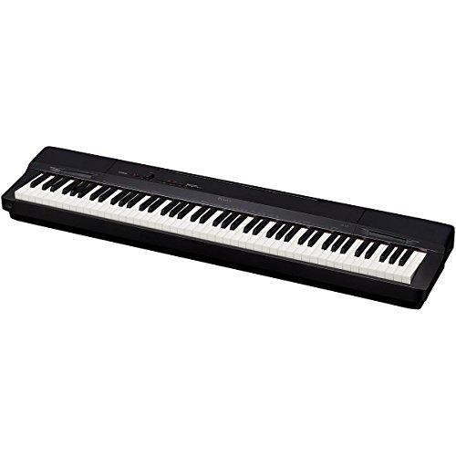 casio privia px160bk 88 key full size digital piano instruments sale. Black Bedroom Furniture Sets. Home Design Ideas