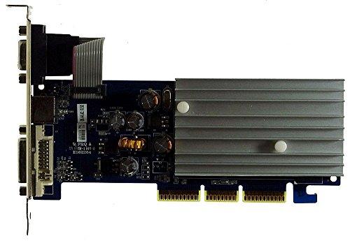 256MB PNY GeForce 6200 VGA+DVi+TV AGP-Grafikkarte ID14715