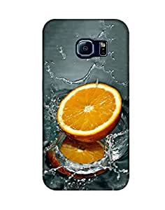 PickPattern Back Cover for Samsung Galaxy S6 SM-G920