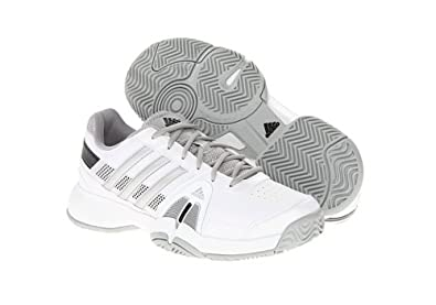 Buy adidas Mens adipower barricade Team 3 Tennis Shoe by adidas