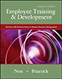 img - for Employee Training & Development Canadian Edition book / textbook / text book