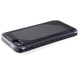 Element Case API5-2110-AL00 Ronin II G10 Aluminium Schutzhülle für Apple iPhone 5/5s blau