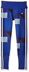 adidas Girls' Trousers (AY5640_Bold Blue and White_14 - 15 years)