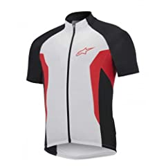 Alpinestars Mens Nemesis Short Sleeve Jersey by Alpinestars