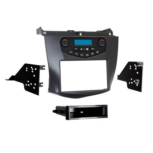 Metra 99-7803G Single/Double DIN Installation Kit with Display for Select 2003-07 Honda Accord Vehicles