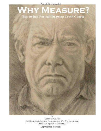 Why Measure? The 10 Day Portrait Drawing Crash Course