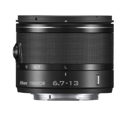 Nikon 1 NIKKOR VR 6.7-13mm f/3.5-5.6 ブラック 1NVR6.7-13BK
