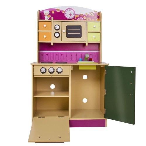 Infantastic® KDK01 Cucina giocattolo per bambini in legno  Il mio ...