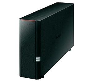 BUFFALO TECHNOLOGY LS210D0401 BUFFALO LinkStation 210 - NAS server - 4 TB - SATA 3Gb/s - HDD 4 BUFFALO TECHNOLOGY Serveurs de stockage LS210D0401-EU