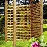 Grange Fencing Ltd Square Badminton Trellis