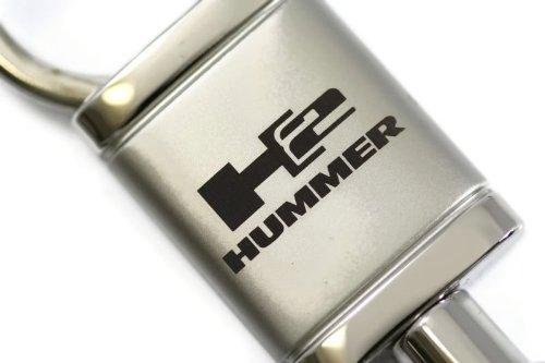 dantegts-hummer-h2-cromo-satinado-valet-llavero-authentic-logo-llavero-llavero-lanyard-375-pulgadas-