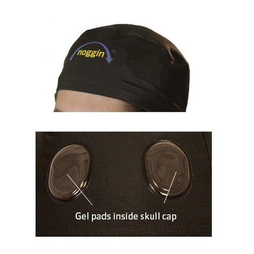 New Douglas Noggin Baseball Hockey Football Skull Cap