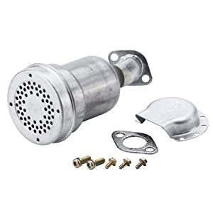 Briggs & Stratton 496892 Super Lo-Tone Muffler For 5 HP Horizontal Engines from Magneto Power