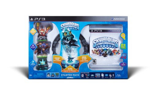 Skylanders Spyro's Adventure Starter Pack (PS3)