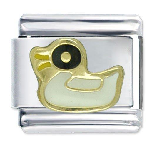 Quack Duck Animal Italian Charms