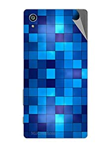 Miicreations Mobile Skin Sticker For Sony Xperia Z5,Pattern