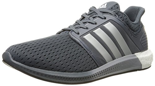 Adidas Performance Men's Solar Boost M Running Shoe,Onix Grey/Silver/Black,7.5 M US
