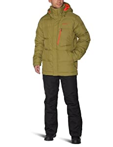 Patagonia M'S Rubicon Down Jacket Veste de ski homme Tuscan Olive S