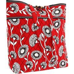 Vera Bradley Tote Bag (Deco Daisy)
