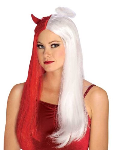 Rubie's Costume Devil Angel Wig