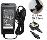 19V 3.42A FOR TOSHIBA SATELLITE L40 -139 LAPTOP CHARGER - BRAND NEW ORIGINAL ...