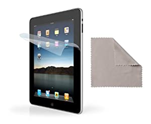 iLuv Anti-Glare Protective Film for iPad