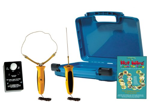 Hot Wire Foam Factory Pro 2-in-1 4 Inch Hot Knife & Freehand Router Kit