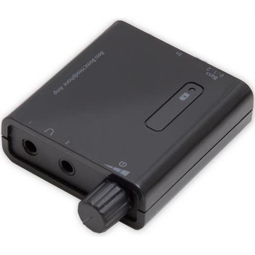 Syba Sd-Dac63093 Bass Boosting Music Sharing Dual Output Portable Headphones Amplifier (Syba Sd-Dac63093)