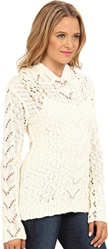 O'Neill Juniors Montana Sweater, White, Large