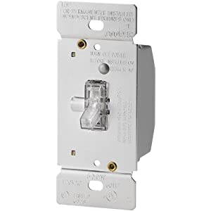 Cooper Wiring Devices on Amazon Com  Cooper Wiring Devices Ti306l K 600 Watt 120 Volt Single