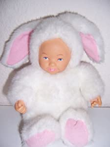 Anne Geddes Baby Bunnies Plush (1998) by Anne Geddes
