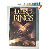 The Lord Of The Rings Trilogy Single Complete Three Volumes In One Hardcover