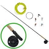 vidaXL Kit de pêche