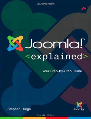 Joomla! Explained: Your Step-by-Step Guide (Joomla!