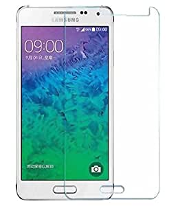 2 Piece Combo Of High Quality Tampered Glass For Samsung G350 (Pack of 2)