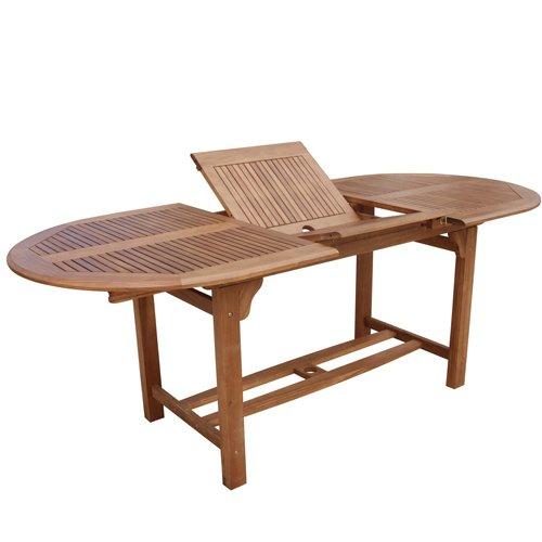 table bois extensible pas cher. Black Bedroom Furniture Sets. Home Design Ideas