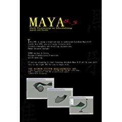 Maya 8.5 Self Training in Modeling and nCloth