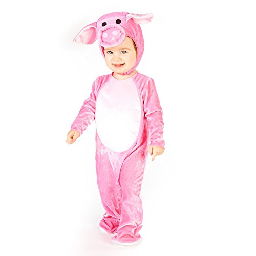 [This Little Piggy Infant Costume 12-18M] (Baby Piglet Costumes)