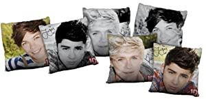 "1D - One Direction - 10"" Photo Collectible Pillow from Commonwealth"